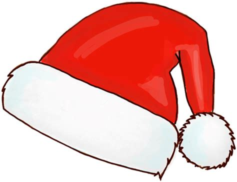 santa hats how to draw santa hats with easy steps how to draw step