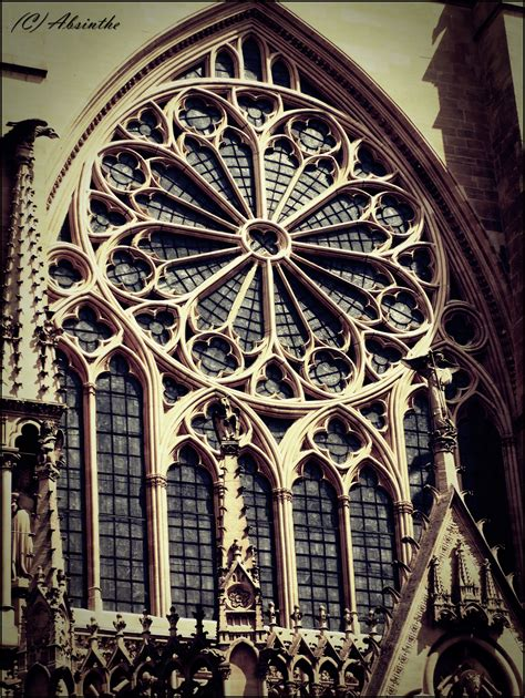 Gothic Architecture by Ceramics Gothic Architecture