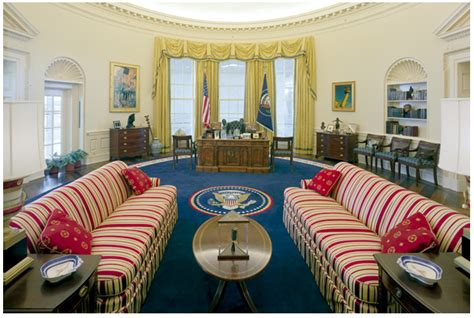 the oval office gets a makeover