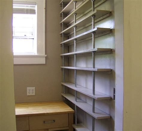 Building Pantry Shelves Design by Diy Kitchen Storage 7 Clever Quot Hacks Quot To Try Bob Vila