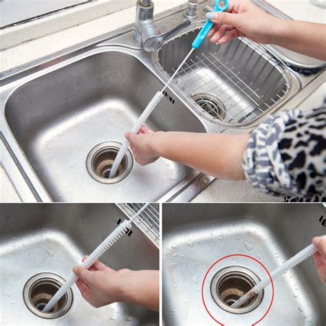 cleaning overflow drain bathroom sink sink overflow drain unblocker clean brush cleaner