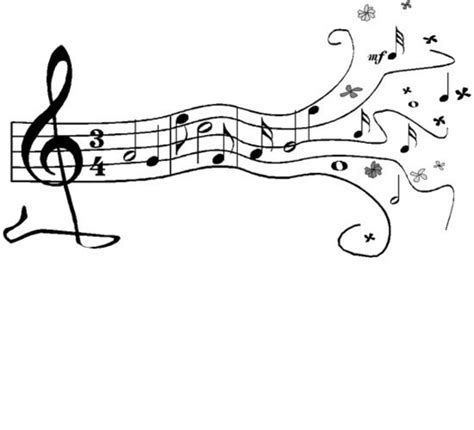 music stencils to print free musical notes image