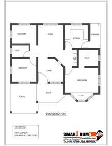 single home floor plans single storey kerala house plan 1320 sq
