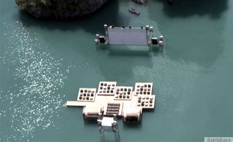 Wayang Paling Unik 1 unik panggung wayang atas air di thailand dairishare