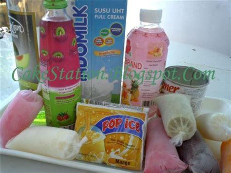 cara membuat es lilin popice resep dapur cakestation es kebo