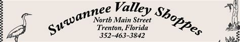 Suwannee Valley Quilt Shoppe by Useful Links