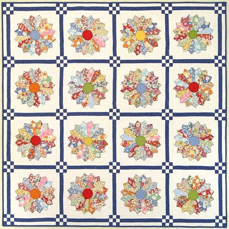 Quilt Dresden Plate Pattern by Best 25 Dresden Plate Quilts Ideas On Dresden