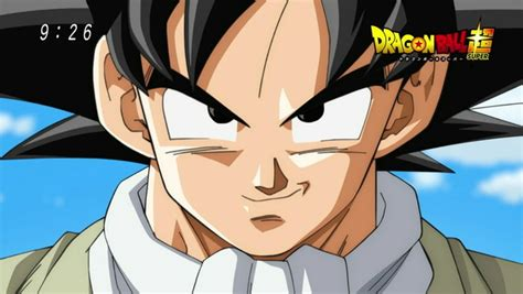 anime dragon ball super dragon ball super anime debut footage quot hello i m goku quot