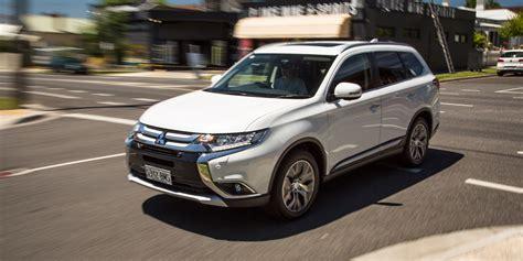 outlander mitsubishi 2017 2017 mitsubishi outlander exceed petrol review caradvice