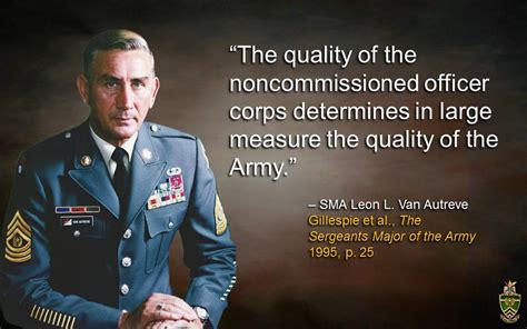 Sergeant Major Of The Army Quotes