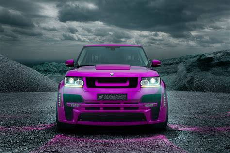 land rover hamann hamann dresses up the range rover and turns it into the