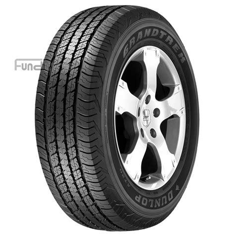 Dunlop At22 235 55 R18 Ban Mobil 265 60r18 dunlop grandtrek at25 110h