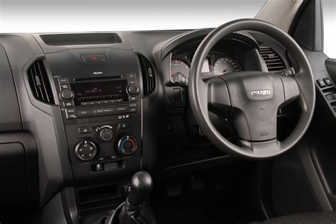 Kb Interiors by Class Leading Towing Performance The New Isuzu Kb