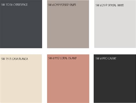 Designer Paint Colors 2017 | designer paint colors 2017 color forecast 2017 cure design
