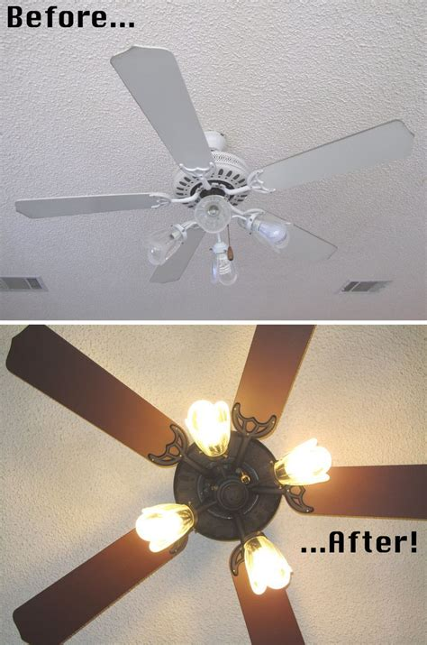 how to paint a ceiling fan how to paint a ceiling fan spray paint ceiling fan