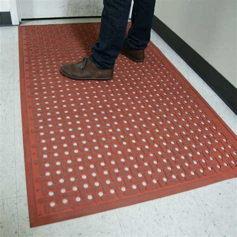 kitchen mat grease resistant rubber mat