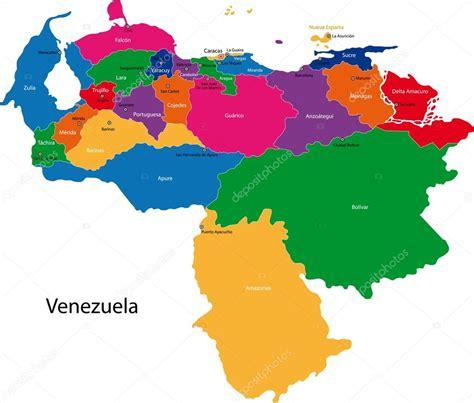 imagenes mapa venezuela mapa de venezuela archivo im 225 genes vectoriales 169 volina
