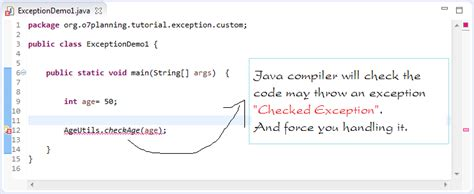 tutorial java try catch java exception handling tutorial