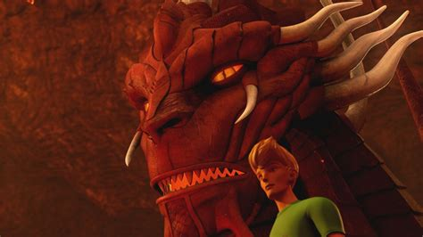 film with cartoon dragon must see cartoon network s firebreather coming to dvd