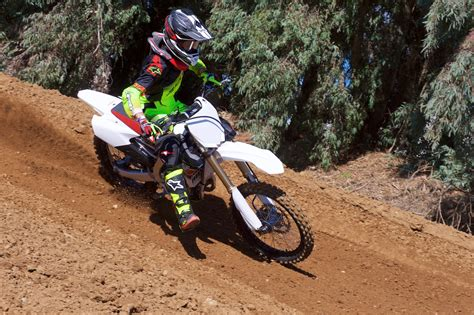 motocross bike reviews gallery yamaha dirt bike and motocross reviews photo