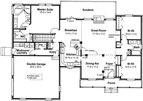 1910 house plans traditional style house plan 3 beds 2 5 baths 1910 sq ft