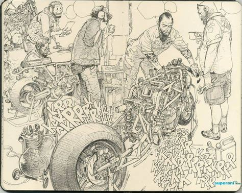 Sketches Here And There by Jung Gi More Sketches Here Styles Sketches