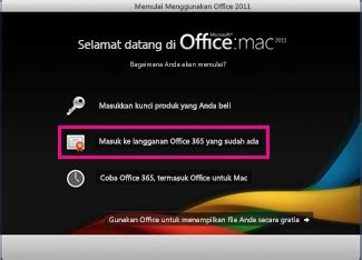 Office Untuk Mac mengaktifkan office untuk mac 2011 dukungan office