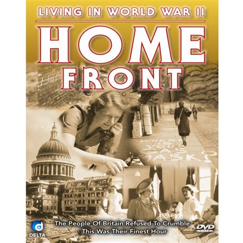 living in ww2 home front gold the