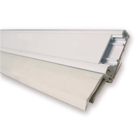 Garage Door Side Seals by Comfort Plus Fin Garage Door Side Seal 8 Home