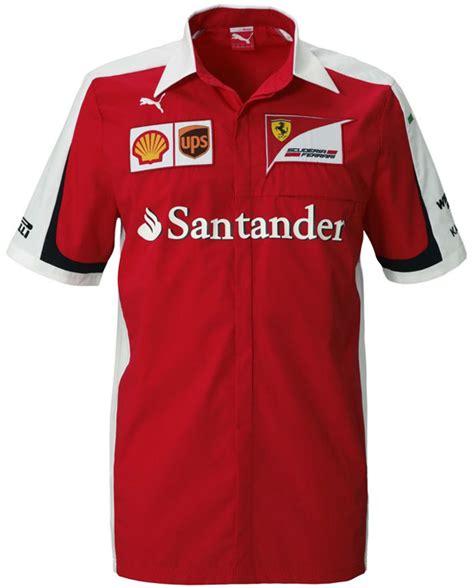 Ferrari T Shirt 2015 by 2015 Puma Scuderia Ferrari Team Shirt 761670 01 71 99