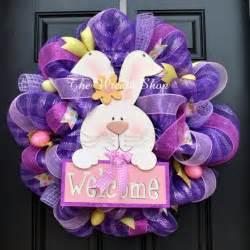 easter wreath ideas 16 cute handmade easter wreath ideas style motivation