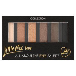 Mix Makeup Palette by Mix All About The Eye Palette Superdrug