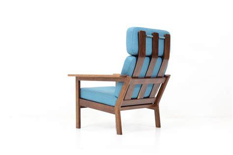 bauhaus armchair bauhaus inspired high back armchair by b 248 rge jensen davint design