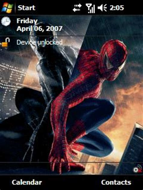 download spiderman themes for pc spiderman v3 theme pack freeware for windows mobile phone