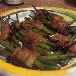 Bacin Bacan Cina Green bacon wrapped green beans photos allrecipes