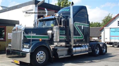 kenworth w900 specs kenworth w900l 2000 other semi trailer trucks photo and specs