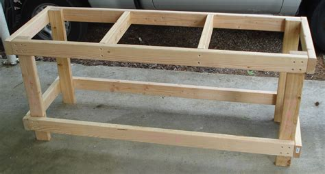 bench diy plans wood 2x4 workbench plans pdf plans