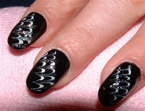 Simple Nail Patterns by Easy Diy Nail Design Ideas