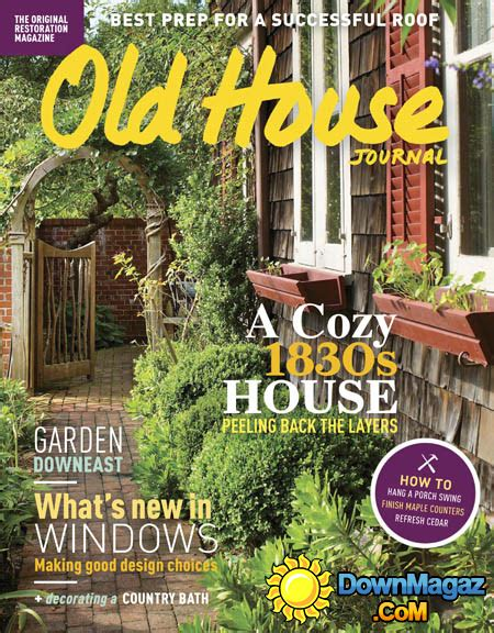 old house journal old house journal 06 2017 187 download pdf magazines magazines commumity