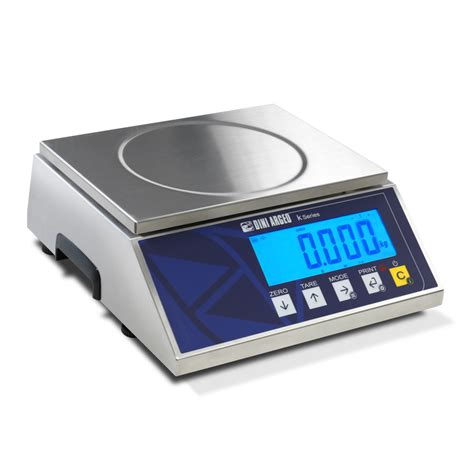 digital bench scales ksd series stainless steel digital bench scales