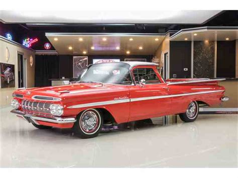 1959 chevrolet el camino for sale 1959 chevrolet el camino for sale on classiccars