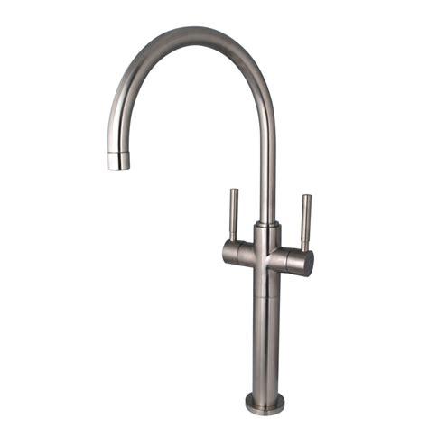 kingston brass vessel sink kingston brass ks8098dl concord vessel sink faucet