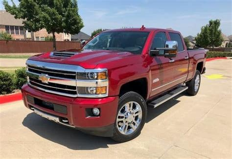 2018 Chevy Silverado Duramax The 2018 Chevrolet Silverado 2500hd Duramax Diesel Is A