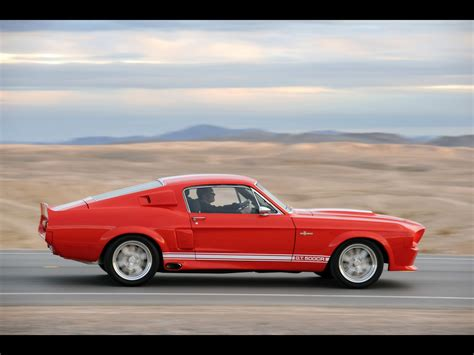 classic recreations wallpaper 2010 classic recreations shelby gt500cr side speed
