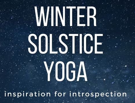 winter solstice inspiration winter solstice inspiration for introspection community wellness center
