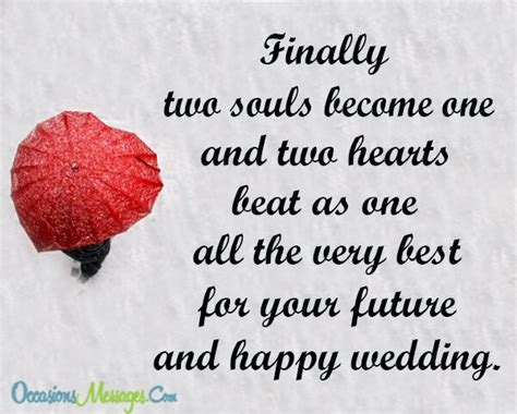 Wedding Wishes Quotes For Best Friend by Wedding Wishes For A Friend Occasions Messages