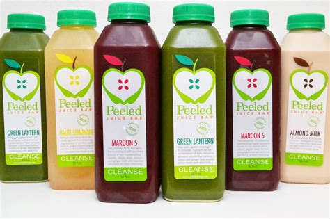 Detox Juices Chicago by All About Juice Cleanses Charmingly Styled
