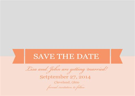 save the date photo templates 5 save the date card editable templates for free