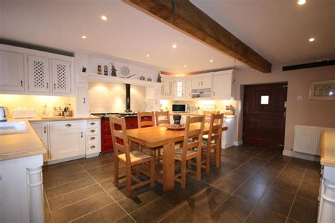 Dining Room Converted To Kitchen 5 Bedroom Barn Conversion For Sale In The Barn