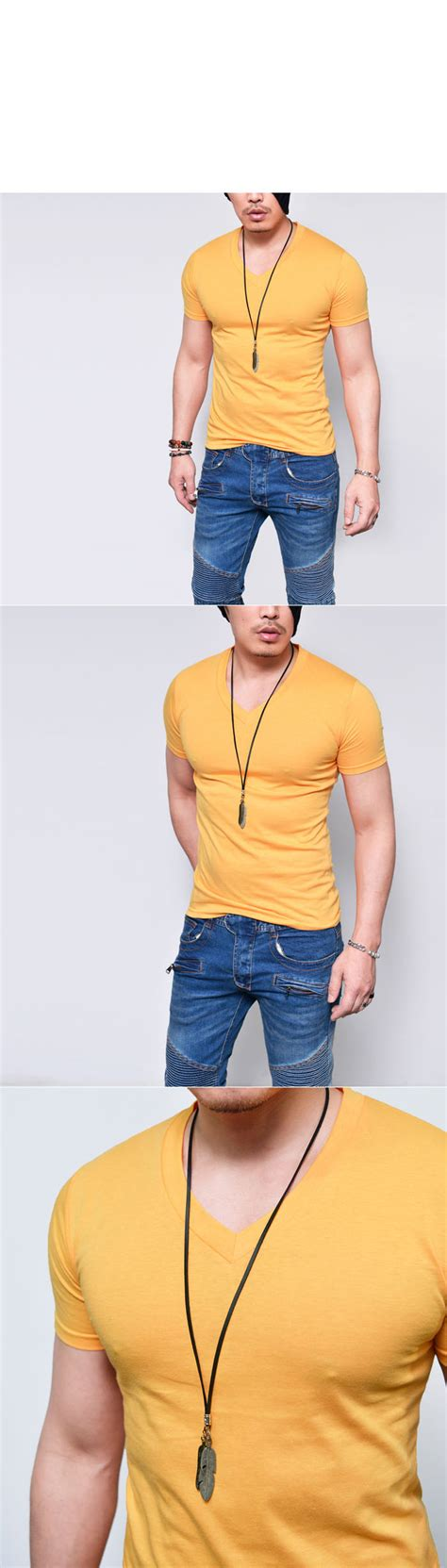 Hoodie Sweater Urbex Import Quality Yomerch Must basic mens slim fit sleeve cotton vneck tshirt xs s m l guylook ebay